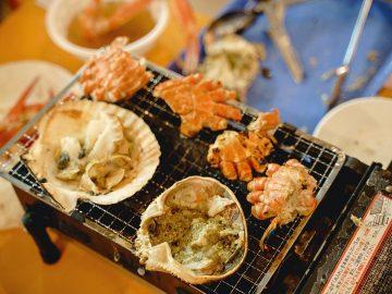 "Kani-goya ""Crab Shack"""