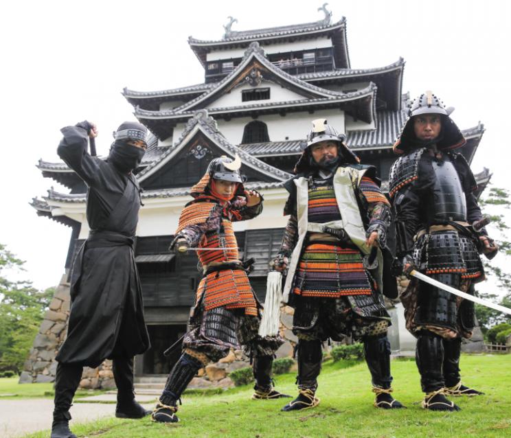 wakamusha matsue castle