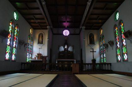 Église catholique de Tsuwano