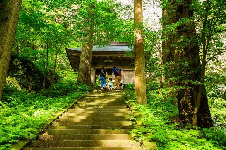 Cascade Dangyô-no-taki