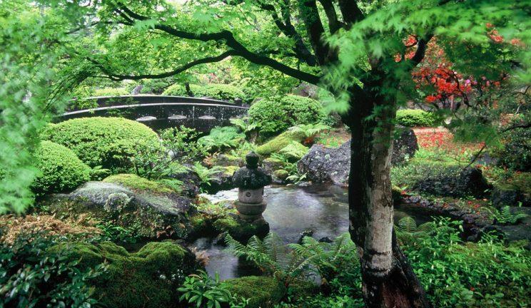 yuushien garden spring