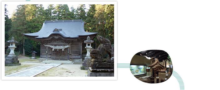 金屋子神社・民俗館