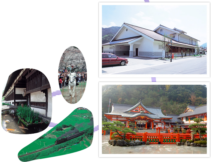津和野町散策