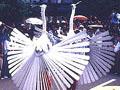 津和野祇園祭 鷺舞神事