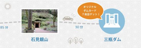本土ダム制覇コース 2-2