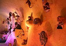水木しげる記念館・妖怪洞窟