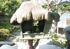 水木しげる記念館・鬼太郎の家