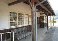 川平駅の駅舎
