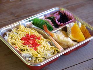 神葉のばら寿司