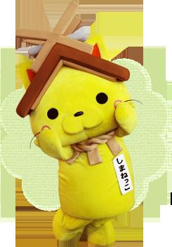 島根県観光キャラクター しまねっこ