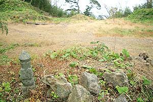 石銀集落跡