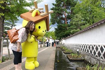 しまねっことゆる旅♪津和野・益田でアートな旅だにゃー!