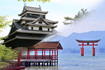 尾道松江線「中国やまなみ街道」
