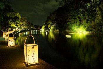 島根のライトアップ情報