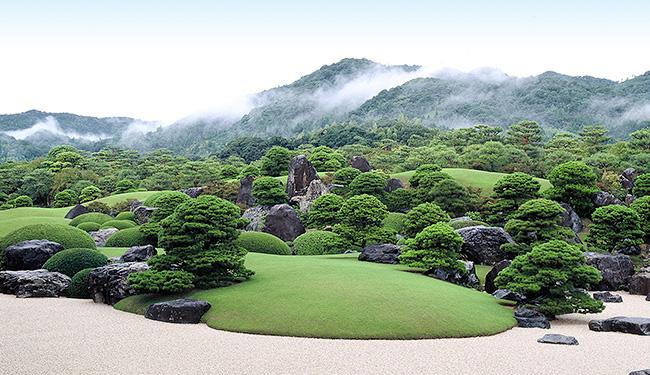 島根の庭園イメージ