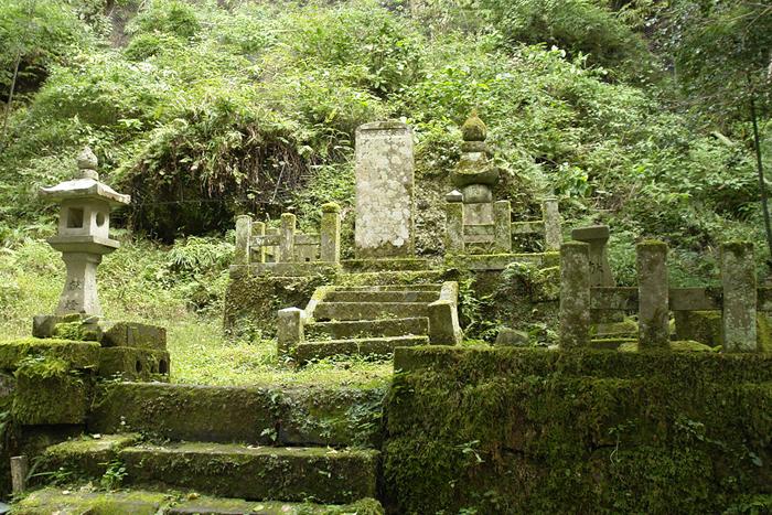 大久保長安の墓