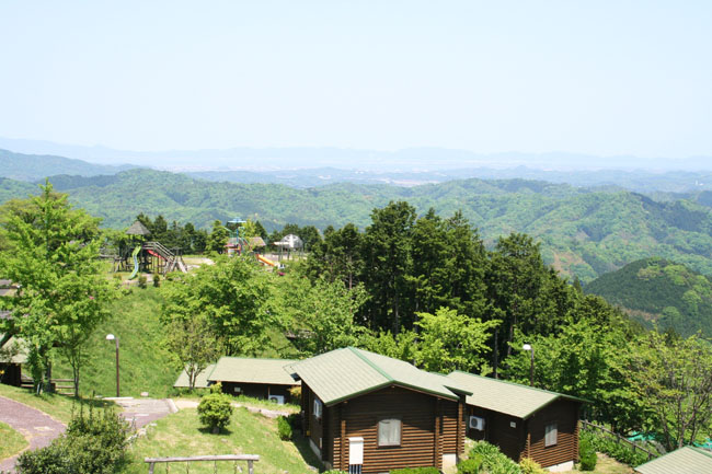 コテージ&バーベキュー 上の台緑の村