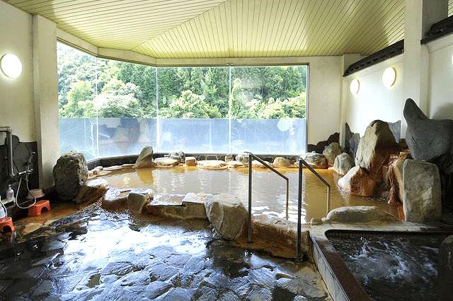 柿木温泉 はとの湯荘