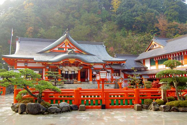 太皷谷稲荷神社