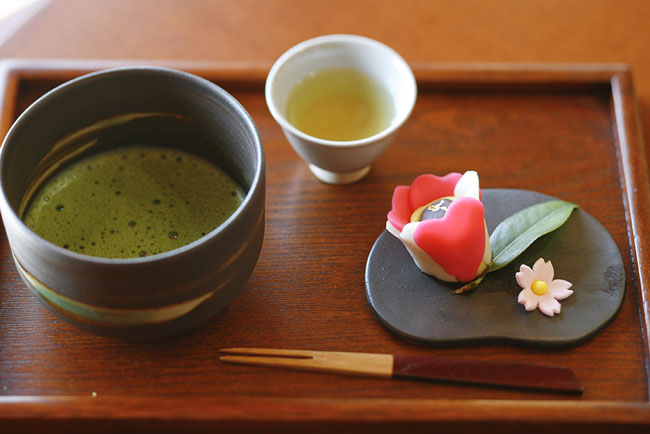松江歴史館 喫茶きはる
