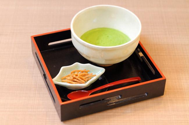 たたらや 島根県産抹茶とそば菓子