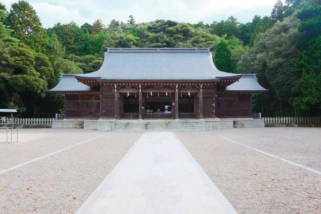 海士町 隠岐神社