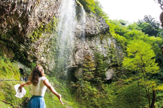 隠岐の島町 壇鏡の滝