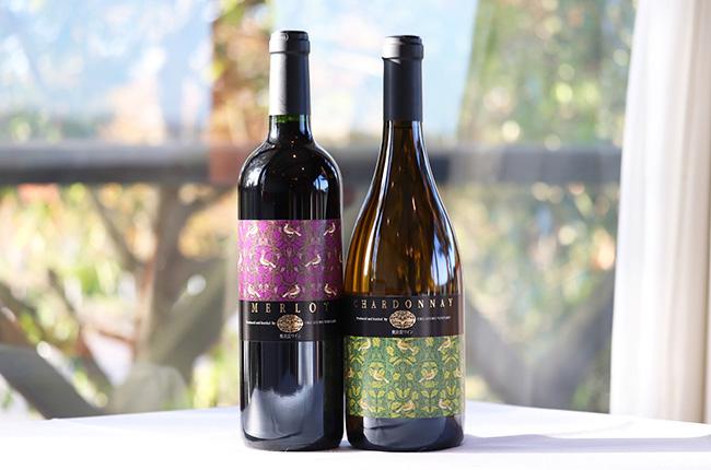 ワイナリー奥出雲葡萄園 杜のワイン