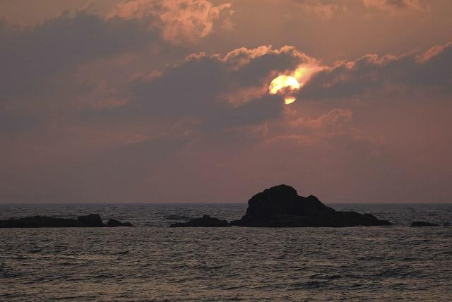 海神楽 福光海岸の絶景