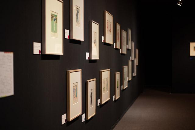 島根県立石見美術館の展示室B