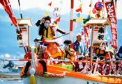 日本最大級!10年に一度の船神事「ホーランエンヤ」