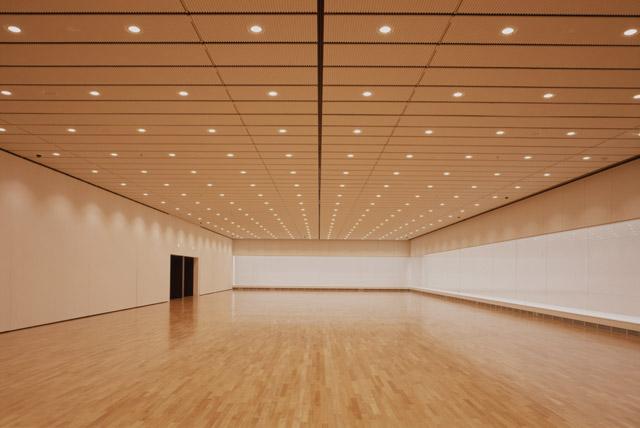 島根県立石見美術館の展示室D