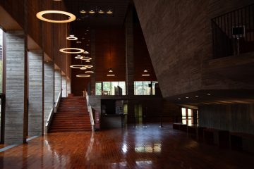 島根の名建築!美術館と劇場が融合する「グラントワ」の空間芸術