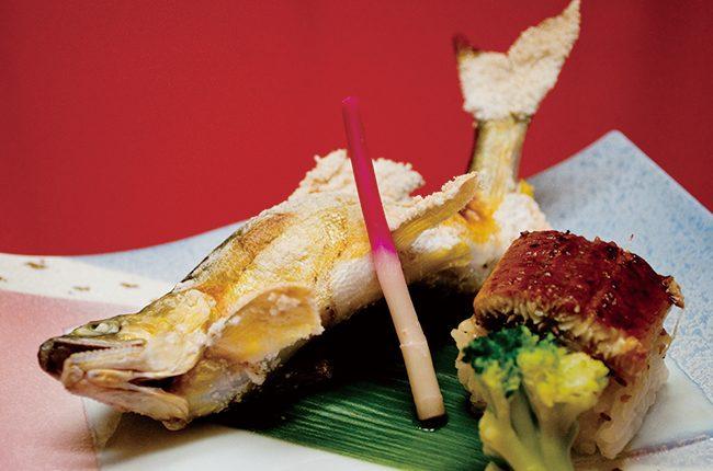 15_鮎料理