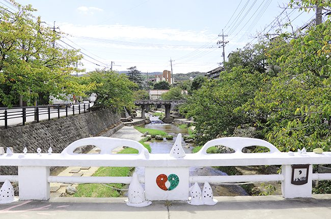 キラキラ橋