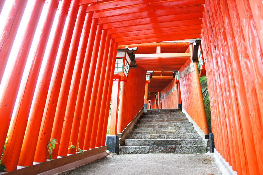 太皷谷稲成神社   しまね観光ナビ 島根県公式観光情報サイト