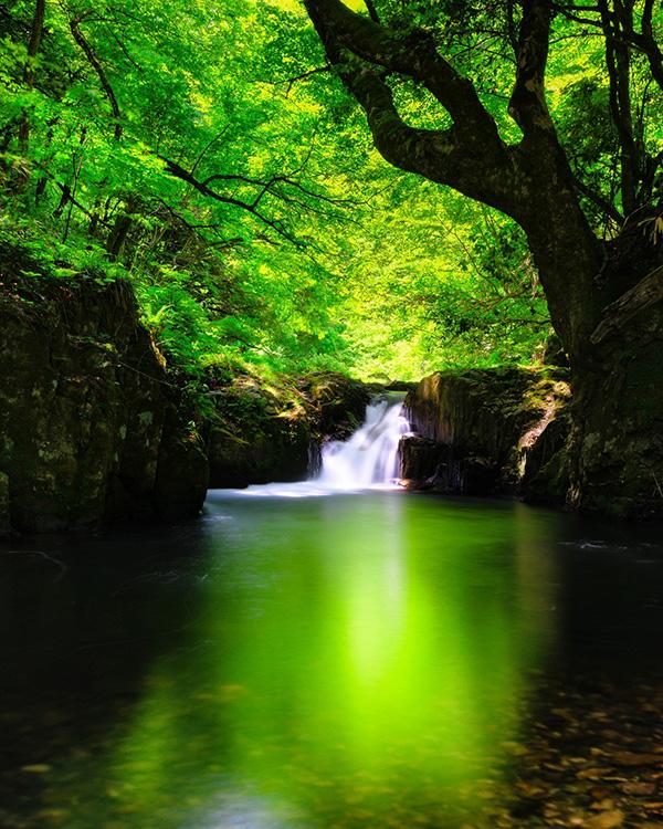 八重滝(雲南市)
