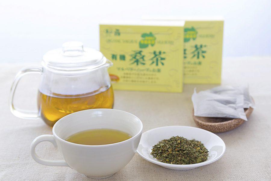 49_桑茶(桜江町桑茶生産組合)