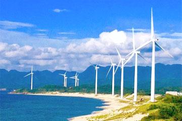 江津東ウィンドファーム風力発電所