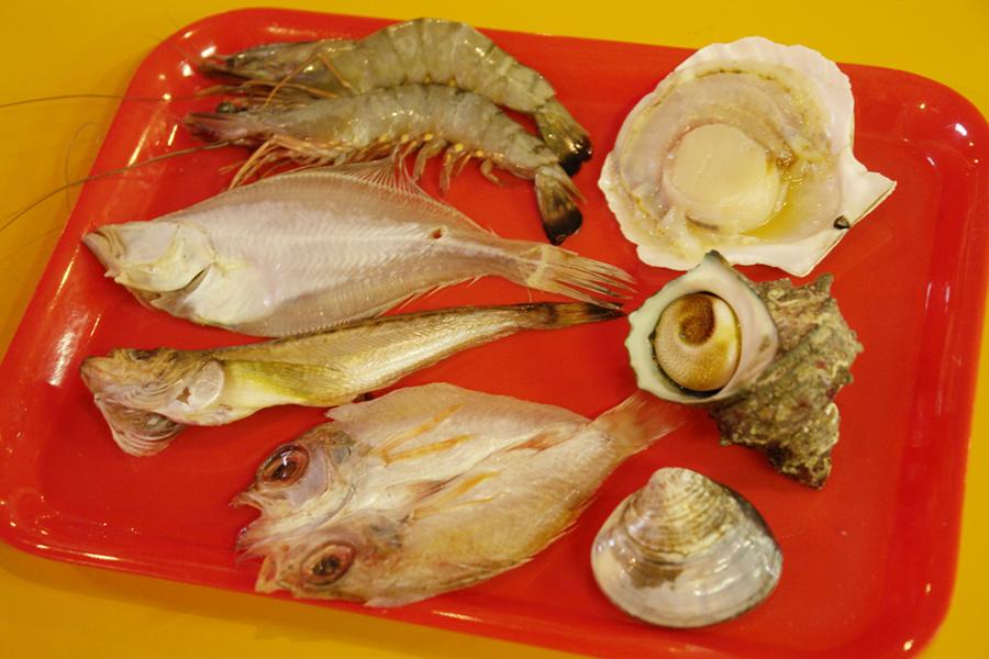 山陰の魚介・海鮮料理