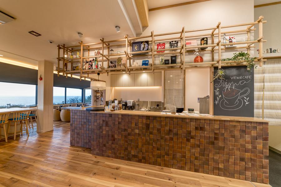 和田珍味 Cafe
