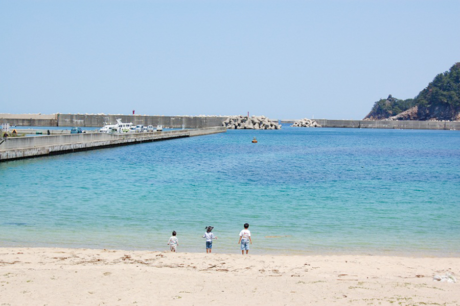 中村海水浴場