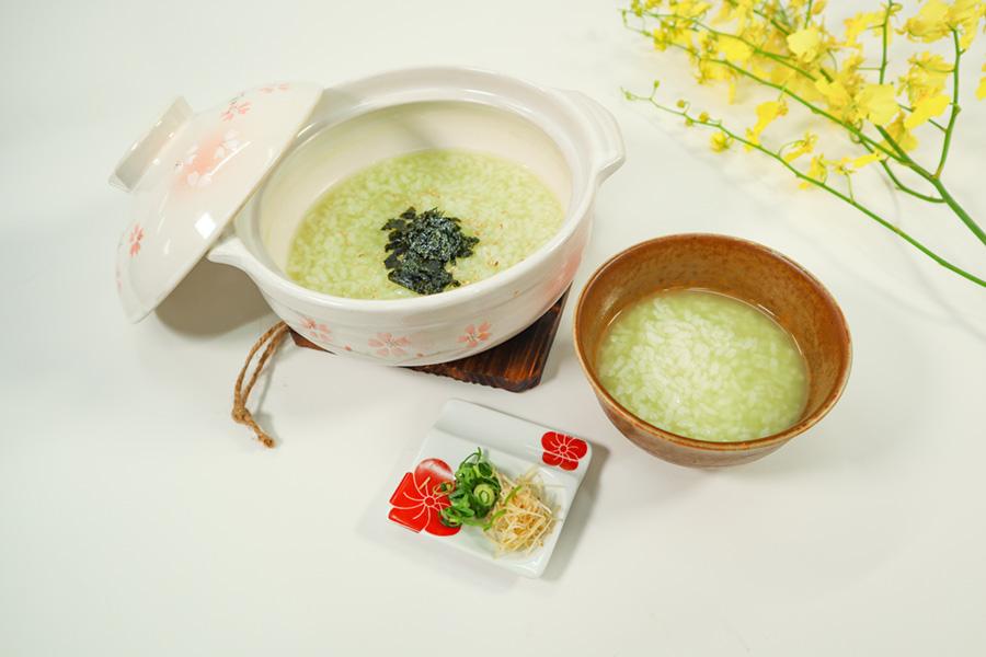 松江の茶文化で癒しの茶がゆ