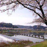 潜水橋(願い橋)